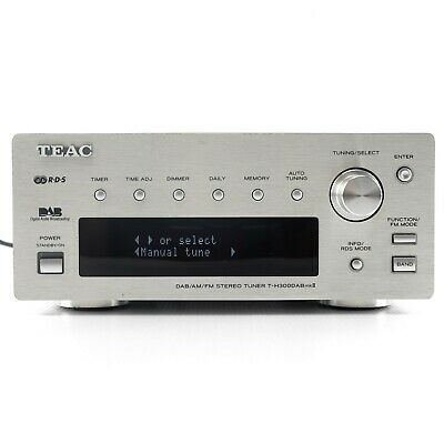TEAC T-H300DAB mkII 2 | DAB & FM Radio Tuner | Reference 300 Mini Separate