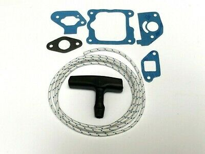 Gasket Set Kit & Cord Fits HONDA Engine GXH50 As Fitted To BELLE MIXER (B4)