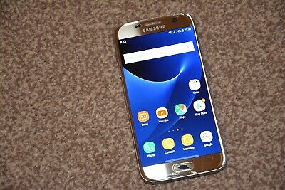 Samsung Galaxy S7 SM-G930F - 32GB - Gold (Unlocked)