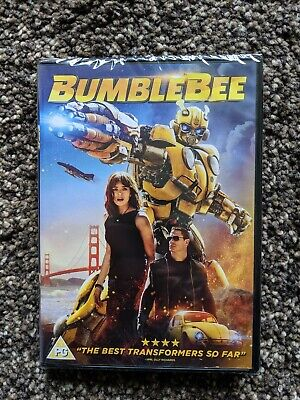 bumblebee dvd new sealed
