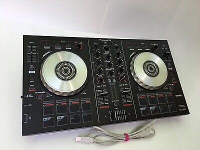 Pioneer DJ DDJ-SB2 Portable 2-Channel Controller for Serato DJ with USB Cable