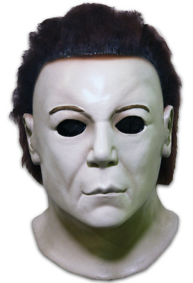 Halloween 8 Resurrection Michael Myers Trick or Treat Studios Latex Deluxe Mask