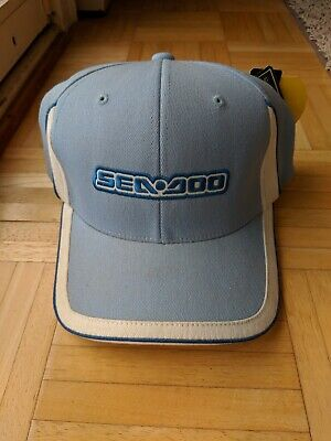 a3c1bcbcb SEA DOO EMBROIDERED Ladies Flexfit Casquette Baja Hat-Brand New With Tags