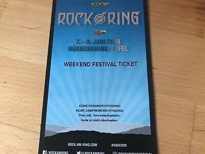 Rock am Ring Weekend Festival Ticket