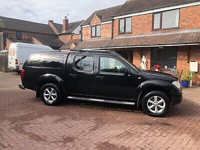 2007 Nissan Navara Automatic /Sat Nav/Cruise Control/Air Con /Leather/12 Months