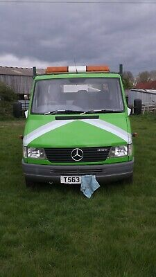 Mercedes Sprinter Pickup