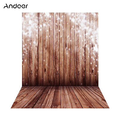 Yellow wood 1.5*2m Big Photography Background Backdrop for photo Studio N7P4