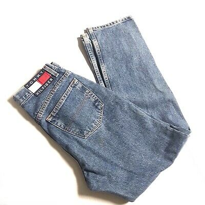565d9d93a VINTAGE RARE DOLCE Gabbana Women's Jeans Flaps Pocket Spell Out Size ...