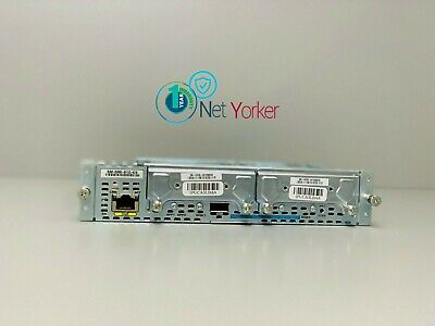 Cisco SM-SRE-910-K9 Engine Module • COMES WITH 1 TB HDD & 4GB RAM ■FASTSHIPPING■