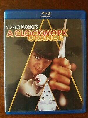 A Clockwork Orange (Blu-ray Disc, 2007, Special Edition) Stanley Kubrick