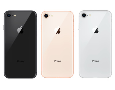 Apple iPhone 8 - 64GB - Gold, Black, Silver - GSM Unlocked AT&T / T-Mobile