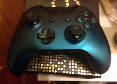 Official Microsoft Xbox One Wireless Controller - Ocean Shadow colour