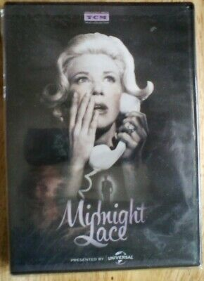 DORIS DAY and REX HARRISON Midnight Lace DVD from TCM Vault Collection
