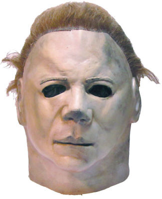 Halloween ll MICHAEL MYERS Trick or Treat Studios Latex Deluxe Mask