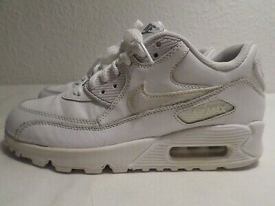 competitive price e9207 7d40d Nike Air Max 90 Damen Sport Freizeit Sneaker weiß Gr. 37,5 UK 4
