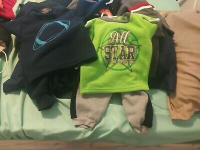 Mixed Lot Of Baby Boy Clothes size 12-18 months
