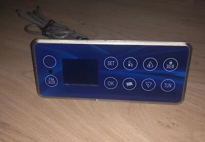 Chinese Hot Tub Spa Controller Control Panel Keypad GD800 for big Pool