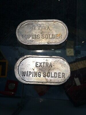 2 Luco Extra Wiping Solder Vint #40