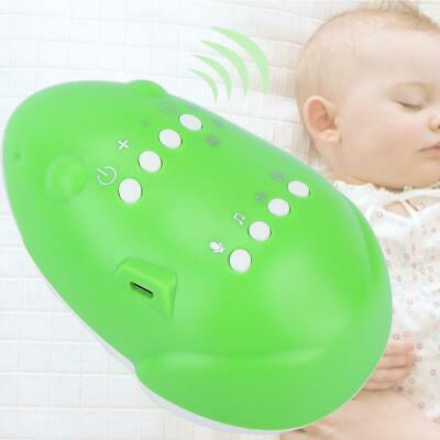 Mini Deep Sleep Machine White Noise Baby Therapy Solution 15/30/60 Min Setting