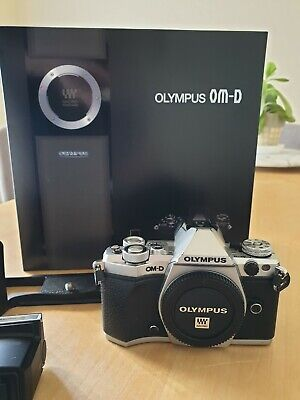 Olympus OM-D E-M5 Mark II and extras