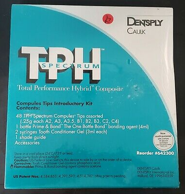 Dentsply TPH Spectrum Hybrid Composit Caulk       TJ