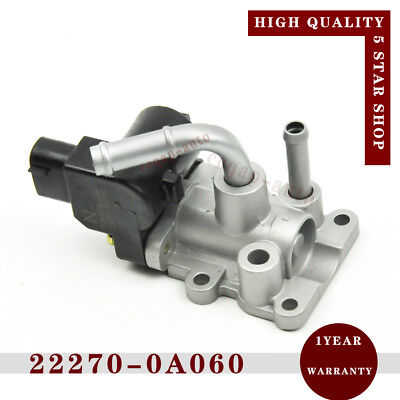 IDLE AIR SPEED Control Valve 22270-0A060 for 2000-2004 Toyota Avalon Sienna  3 0L