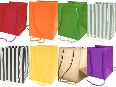 Floristry HandTied Porto Bags Pack of 10 Display Flower Bouquets In 18 Colours