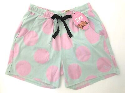 BNWT RRP $49.95 PETER ALEXANDER women's size XS Pyjama shorts bottoms NEW