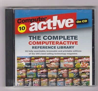 Computer Active CD Number 10 (Issues 235 - 260)