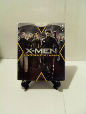 X-MEN L'INTEGRALE COFFRET 5 BLU RAY Inclu X-Men Le commencement NEUF SOUS BLISTE