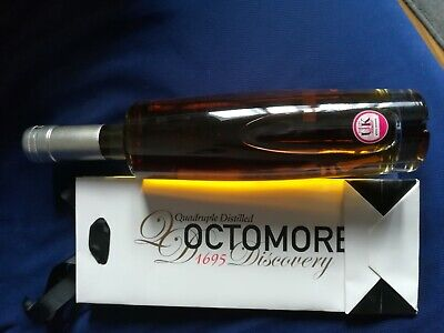 BRUICHLADDICH OCTOMORE Discovery day  LIMITED EDITION 7 years old 70cl. WHISKY