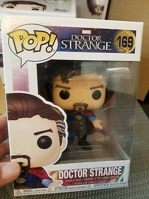 Funko Pop! Marvel Doctor Strange Movie Pop 169 *ALL MINT* Read Description below