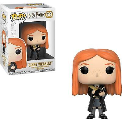 Harry Potter #58 - Ginny Weasley with Diary - Funko Pop! Harry Potter(Brand New)
