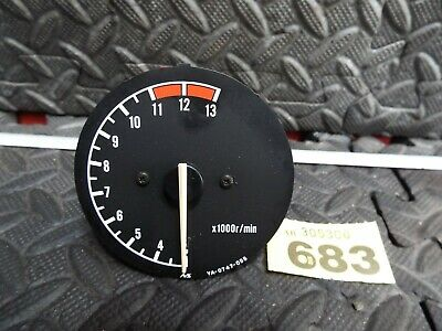 Yamaha TZR 125 FAIRED TYPE 1995 TACHOMETER ASSY REV COUNTER 3XV-83540-00