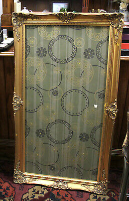 Large Gold Gilt Plaster Frame Rococo Baroque French Louis Style