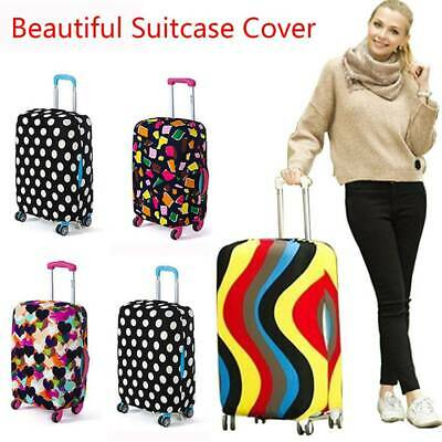 """20""""-26"""" Travel Luggage Cover Protector Suitcase Dust Proof Bag Anti Scratch Bag"""