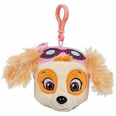 Nickelodeon Paw Patrol Character Soft Plush Coin Purse Skye - Brand New With Tag