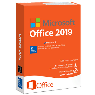 Office 2019 Pro Plus ✅ 32/ 64 Bits Download License Key for 1PC Genuine ✅