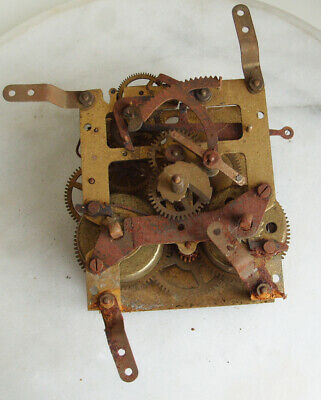 Vintage Haller Striking Clock Movement for spares/repairs/parts