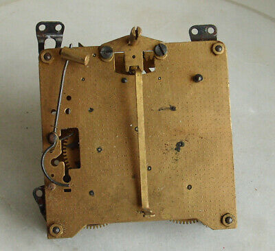 Vintage Clock Movement for spares repair