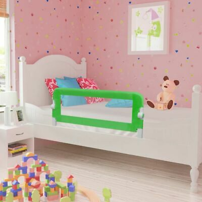 Toddler Safety Bed Rail 102 x 42 cm Green L2X2