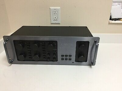 CARVER C-4000, C 4000, Sonic Holography Autocorrelation Preamplifier Works G