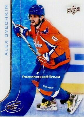 Alex Ovechkin Capitals Hockey Cards**U-Pick**Free Combined Shipping*Discounts*
