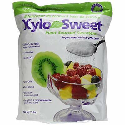 """XyloSweet Non-GMO Xylitol Natural Sweetener, Granules, 5lb Resealable Health """" 2"""