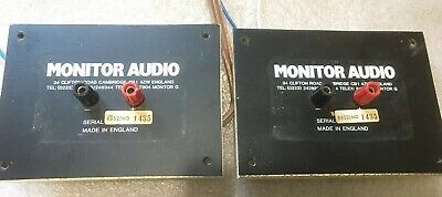 Monitor Audio R852 / MD Crossovers & Terminal Boards