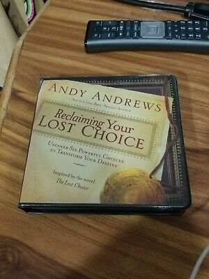 Reclaiming Your Lost Choice Uncover Six Powerfil Choices to Transform audiobook