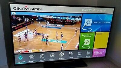 "SONIQ 65"" Smart LED LCD TV"