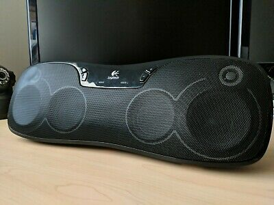Logitech Wireless Bopombox Bluetooth Speaker UE Boom