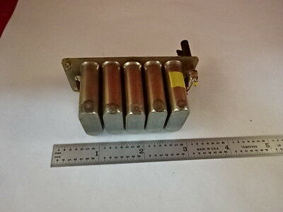 Antique Quartz Radio Crystal Assembly Hammarlund Frequency Control #Ah-29