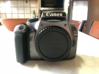 Canon EOS 1100D with EFS 18-55mm Macro Kit Lens